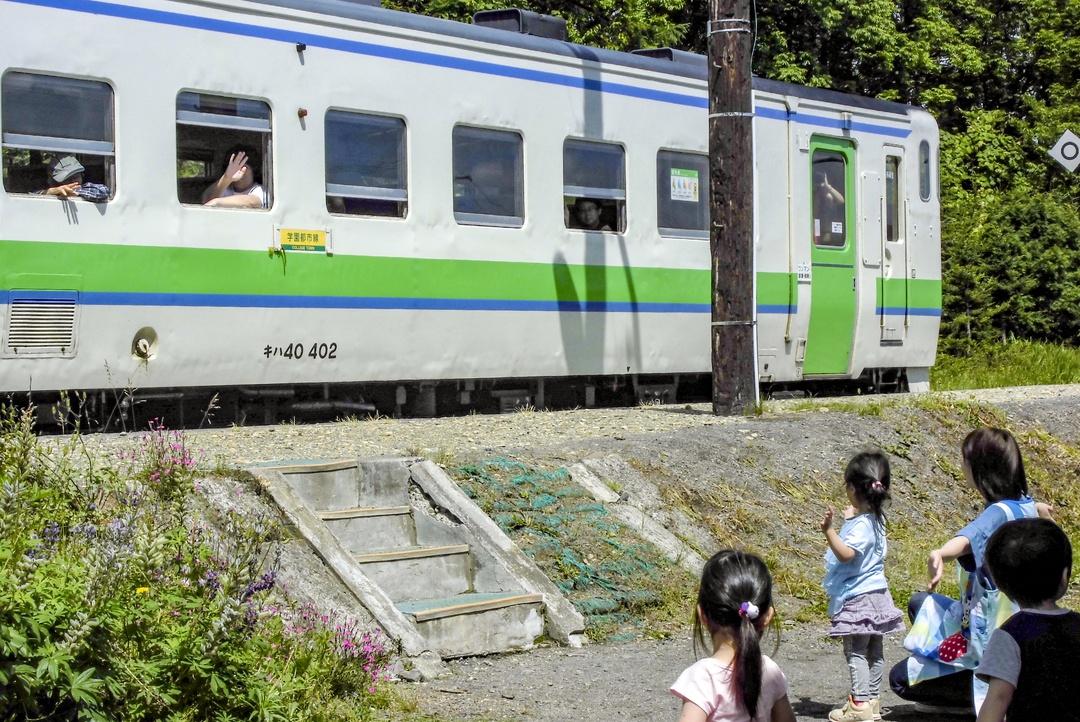 日本一早く最終列車が発車する新十津川駅は日本一おもてなしに溢れる駅だった