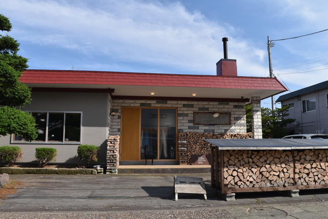 「ハク ホステル&カフェ+バー」白老町を訪ねる旅人の情報拠点に