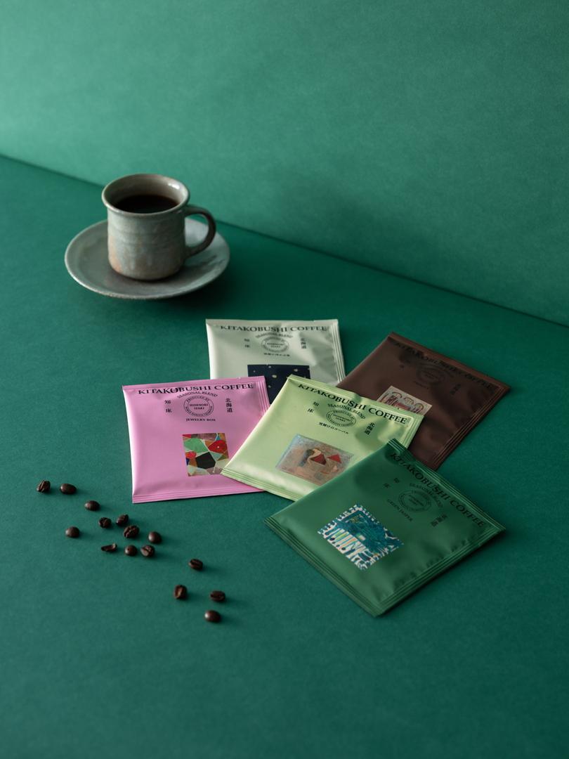 「北こぶしリゾート」が創業60周年で知床オリジナルブレンドコーヒー誕生
