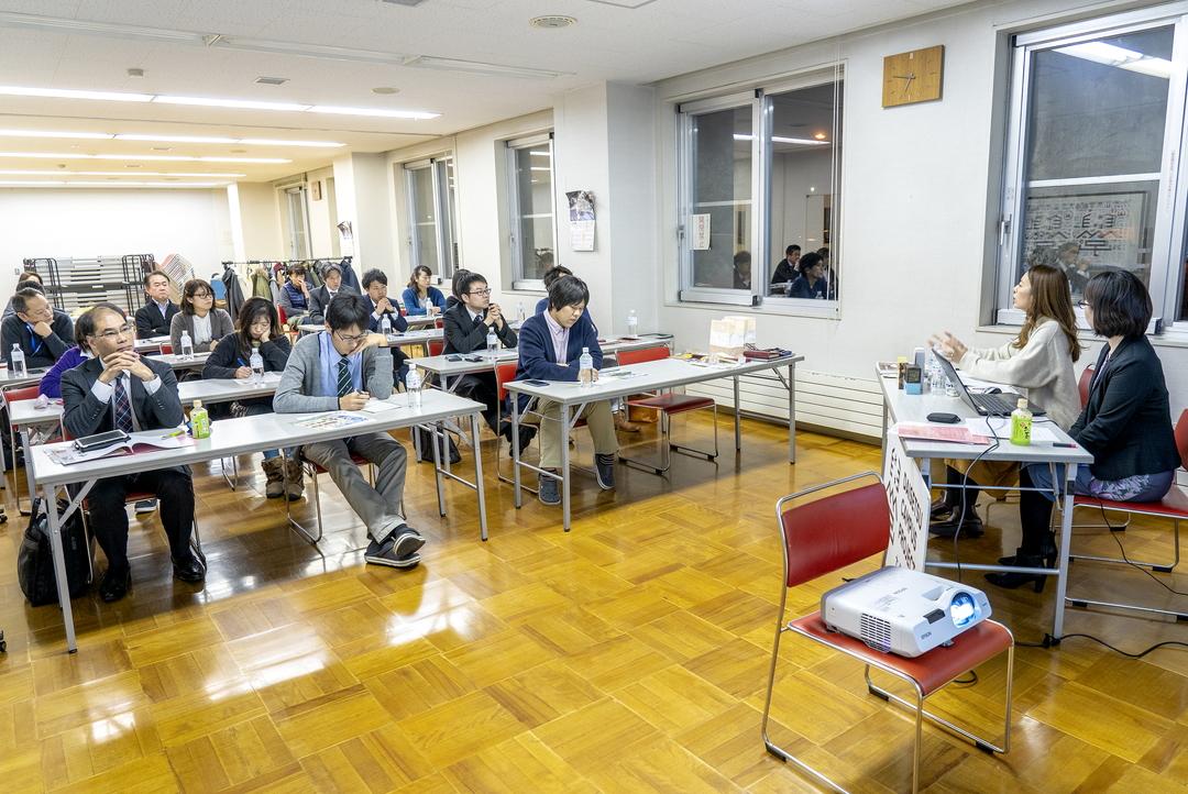 3人の成功者が指導―上川町大雪山大学「小さな起業のはじめかた講座」