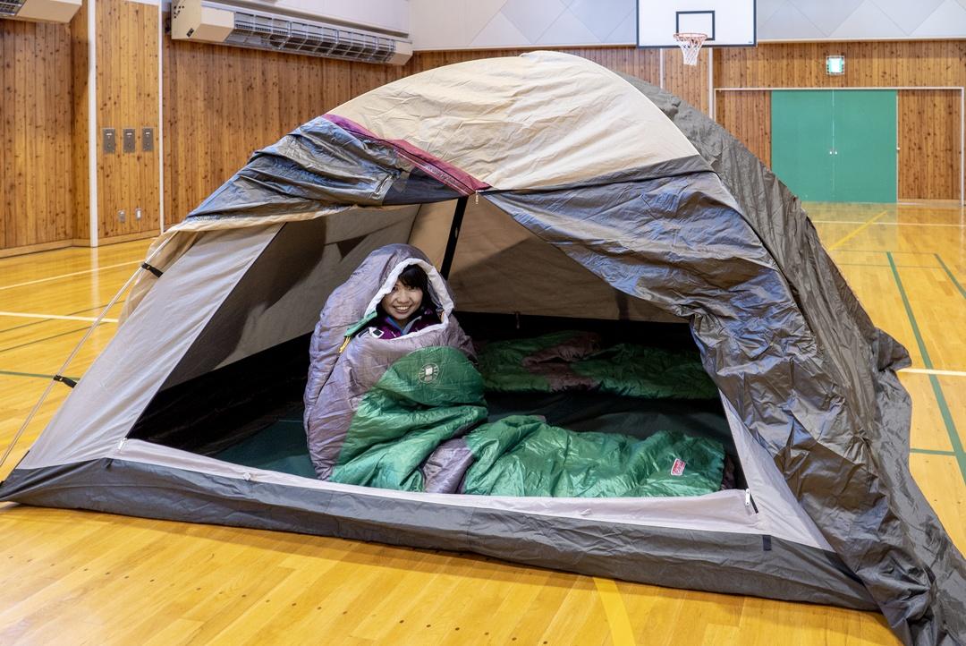 元小学校校舎の教室で寝泊りできる!? 中頓別町「そうや自然学校」
