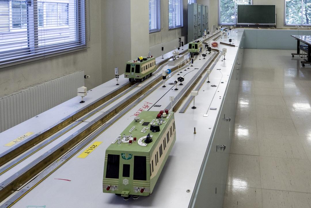 札幌市営地下鉄の運転手はここで育てる!動力車操縦者養成所に潜入!