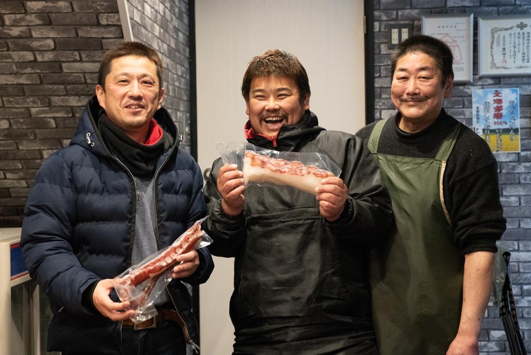 他にはない珍しい漁師めしが味わえる!小樽の漁師食堂「すずなり」