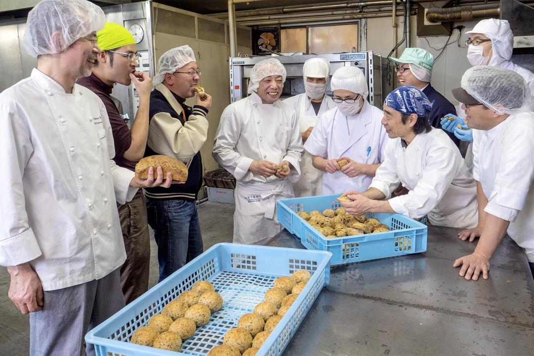 目指すは十勝産小麦100%の十勝パンブランド。地元パン職人たちの熱き思い