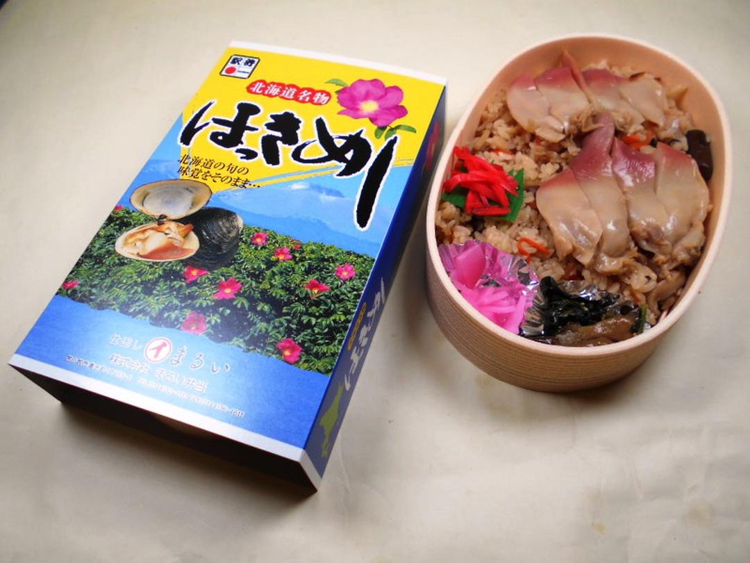 苫小牧駅で100年以上駅弁を販売!北海道の鉄道と共に歴史を歩む「まるい弁当」