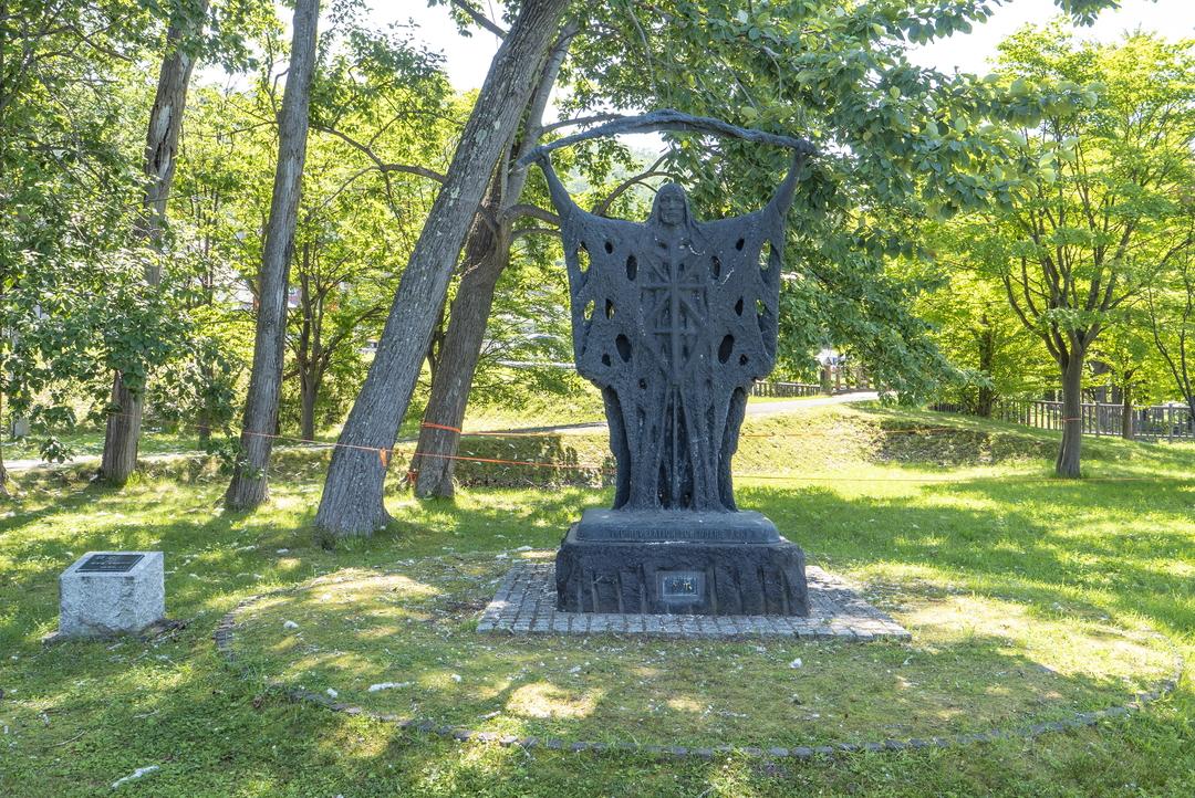 洞爺湖を取り囲む「とうや湖ぐるっと彫刻公園」58作品を完全制覇!