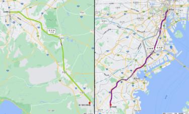 北海道の鉄道路線を東京駅起点に置き換えたらどこまで行けるのか検証