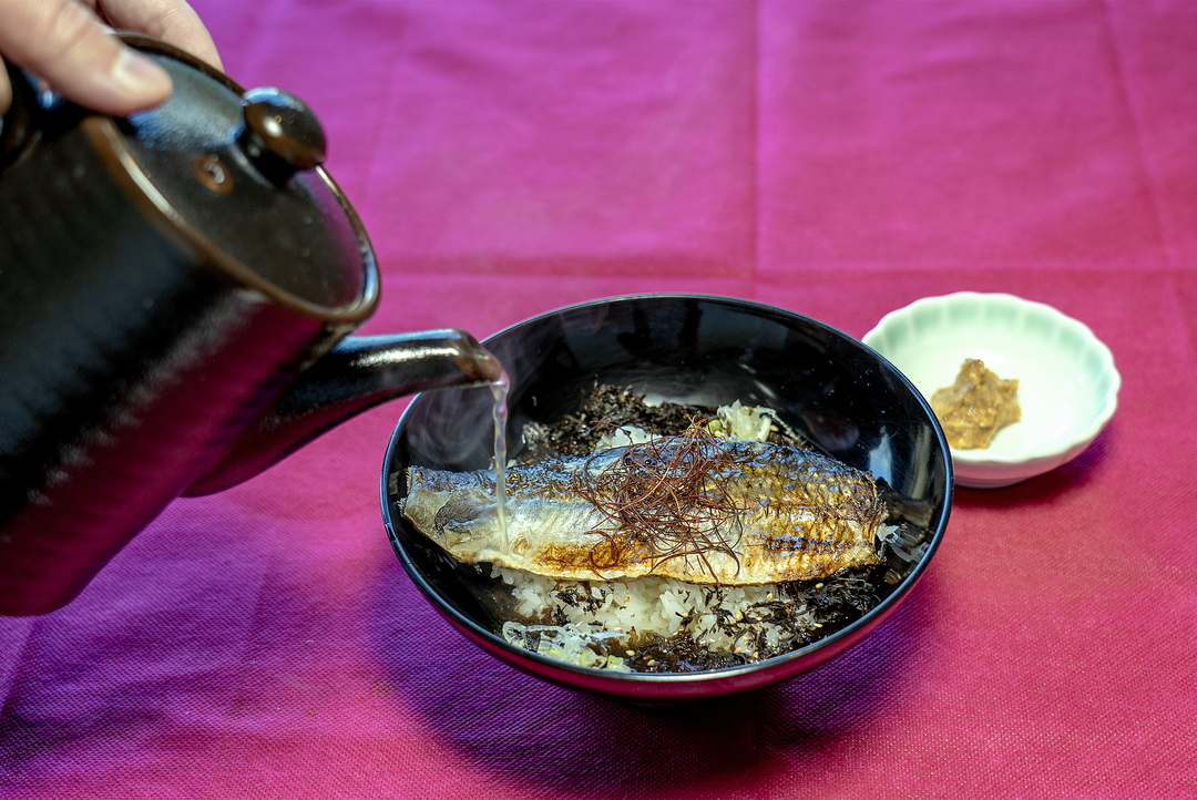 岩内町を代表する地元グルメに成長中!伝統の漁師めし・岩内鰊和次郎